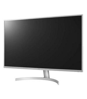 """Monitor LG 32QK500-W 31,5"""" QHD IPS LED HDMI Silberfarben"""