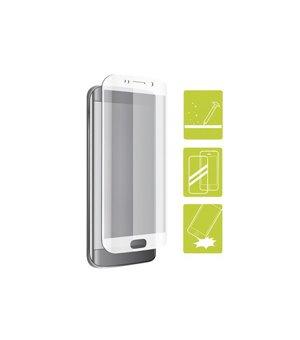 Bildschirmschutz aus Hartglas fürs Handy Iphone 7 Plus-8 Plus Extreme 2.5D Weiß