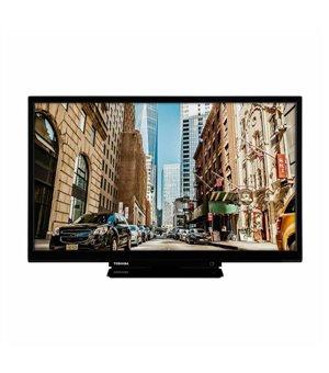 """Fernseher Toshiba 24W1963DG 24"""" HD Ready LED HDMI Schwarz"""