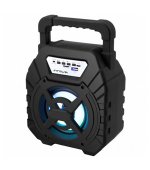 Tragbare Bluetooth-Lautsprecher Innova ALT/29B 5W Schwarz