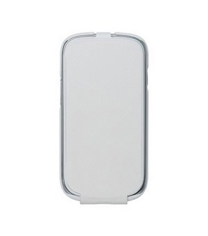 Handy Klapptasche Galaxy Siii Mini I8190 Cradle Weiß