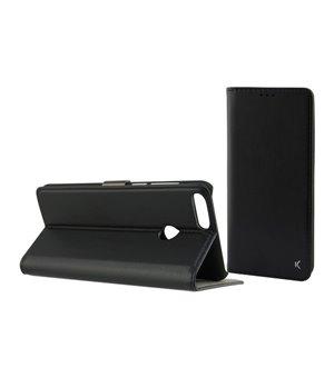 Handyhülle mit Folie Xiaomi Mi 8 Lite Schwarz