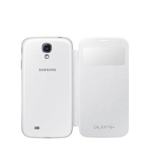 Handyhülle mit Folie Samsung Galaxy S4 i9500 Weiß