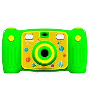Kompaktkamera Denver Electronics KCA-1320 Verde Gelb