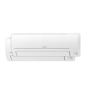 Klimaanlage Mitsubishi Electric MXZHR2525E40VF Split Inverter 2x1 A++/A+ 1720 fg/h Weiß