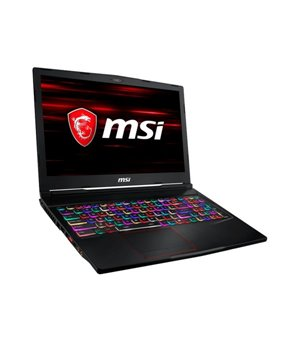 """Gaming-Laptop MSI GE63-626ES 15,6"""" i7-9750H 32 GB RAM 1 TB SSD Schwarz"""