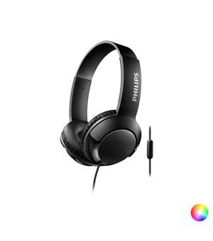 Kopfhörer mit Mikrofon Philips SHL3075/10 BASS+ 40 mW (3.5 mm)