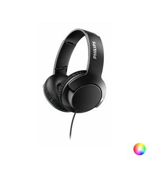 Kopfhörer mit Mikrofon Philips SHL3175/00 BASS+ 40 mW (3.5 mm)