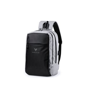 Diebstahlsicherer Rucksack mit USB und Fach für Tablet und Laptop 146217
