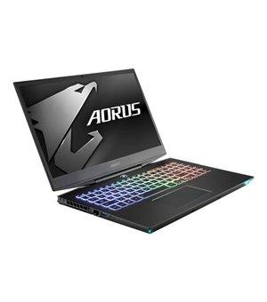"""Gaming-Laptop Gigabyte Aorus15 XA-7 15,6"""" i7-9750H 16 GB RAM 512 GB SSD + 2 TB Schwarz"""