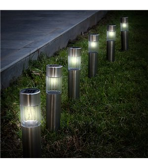 Solarlampe Stake (6Er pack)