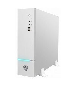 Desktop PC Gaming MSI PE130-021EU i5-8400 8 GB RAM 128 GB SSD + 1 TB W10 Weiß