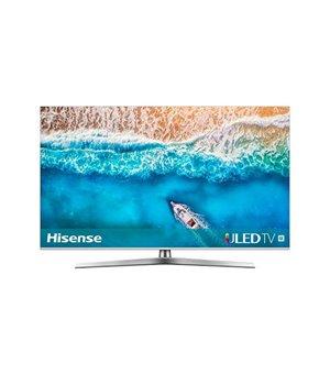 "Smart TV Hisense 55U7B 55"" 4K Ultra HD LED WiFi Silberfarben"
