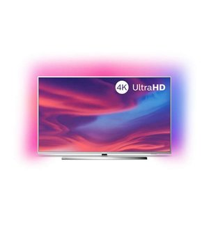 "Smart TV Philips 50PUS7354 50"" 4K Ultra HD LED WiFi Ambilight Silberfarben"