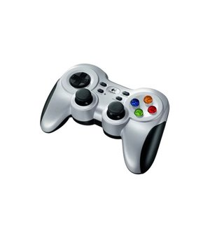 Drahtloser Gaming Controller Logitech PC-F710 2.4 GHz Grau