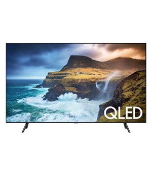 "Smart TV Samsung QE55Q70R 55"" 4K Ultra HD QLED WiFi Schwarz"