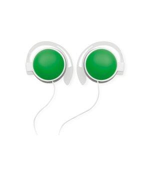 Ohraufliegende Kopfhörer...