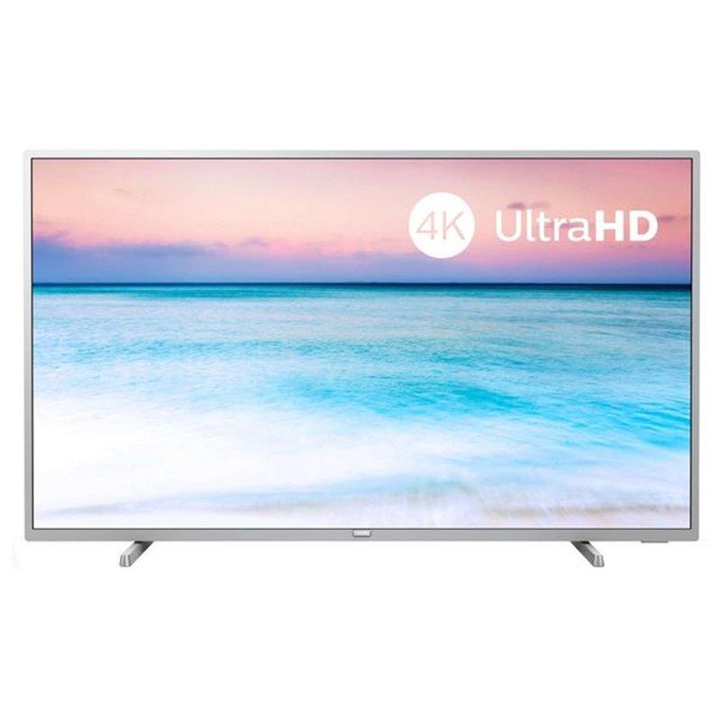 """Smart TV Philips 43PUS6554 43"""" 4K Ultra HD LED WiFi Silberfarben"""