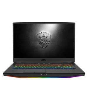 "Gaming-Laptop MSI GT76-009ES 17,3"" i7-9700K 64 GB RAM 2 TB SSD Schwarz"