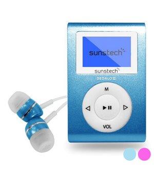 "MP3 Player Sunstech Dedalo III 1,1"" 8 GB"