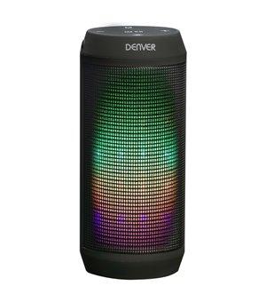 Drahtlose Bluetooth Lautsprecher Denver Electronics BTL-62 1200 mAh 6W Schwarz