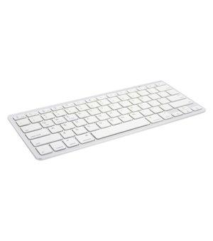 Bluetooth-Tastatur Ewent EW3161 Weiß (Spanisch)
