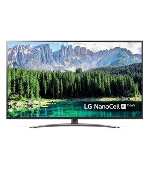 "Smart TV LG 75SM8610 75"" 4K Ultra HD LED WiFi Nanocell Schwarz"