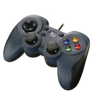 Gaming Controller Logitech F310 PC Schwarz
