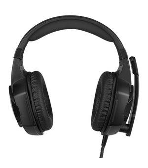 Gaming Headset mit Mikrofon Mars Gaming MHXPRO71 Schwarz