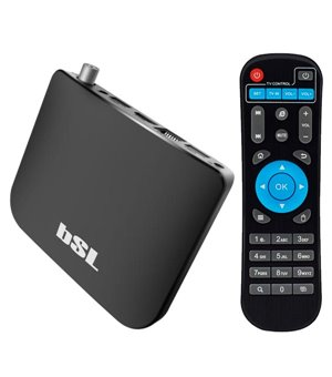 TV Player Android BSL ABSL-216DVBTS 8 GB WiFi Schwarz