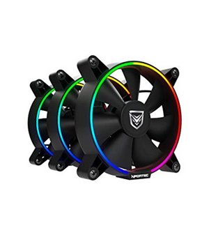 Ventilator Nfortec Oberon RGB (3 pcs)