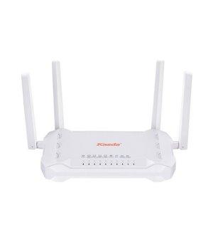 Wireless Router Kasda KW6515 AC1200 5 GHz 900 Mbps Weiß