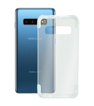 Handyhülle Samsung Galaxy S10+ Armor Extreme Durchsichtig