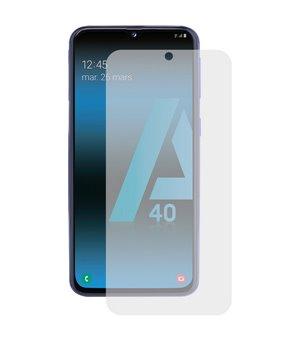 Bildschirmschutz aus Hartglas Samsung Galaxy A40 Extreme