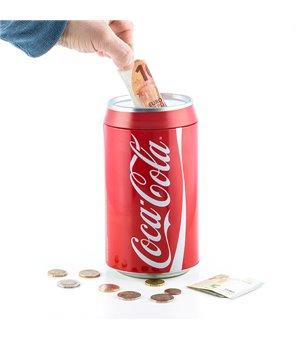 OUTLET Coca-Cola Spardose (Ohne Verpackung)