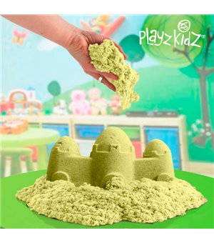 OUTLET Playz Kidz Kinetischer Sand für Kinder (Ohne verpackung)