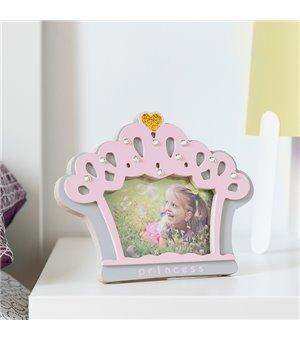 Kinder-Foto-Halterung Princess (9 x 13 cm)