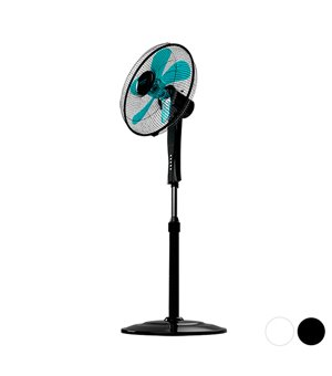 Freistehender Ventilator Cecotec ForceSilence 530 Power Connected 50W (Ø 40 cm)