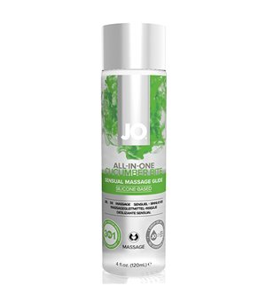 Massagegleitmittel Gurkenaroma 120 ml System Jo 3200-05-BX