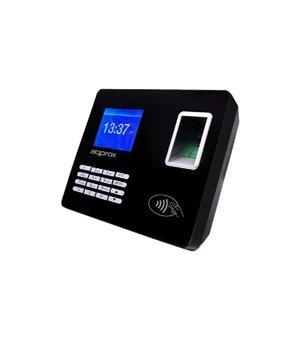 "Biometrisches Zugangskontrollsystem approx! APPATTENDANCE02 2,8"" TFT USB LAN Schwarz"