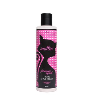 Smitten Passionsfrucht & Guave Pheromon-Rasiercreme 236 ml Sensuva 7648