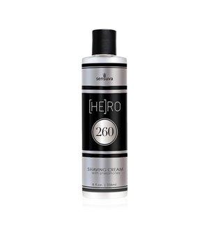 HE(RO) 260 Pheromon-Rasiercreme für Herren 236 ml Sensuva 7662