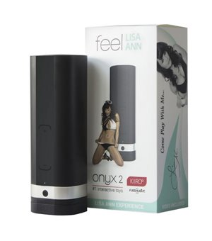 Onyx 2 Teledildonic Masturbator Lisa Ann Kiiroo 94019