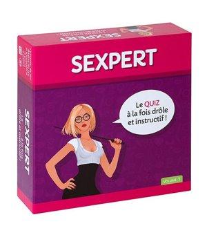 Sexpert Erotik Spiel Tease & Please 21597