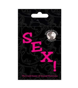 Internationaler Sex! Kartenspiele Kheper Games 7317