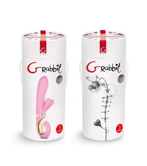 Grabbit Rabbit-Vibrator Fun...