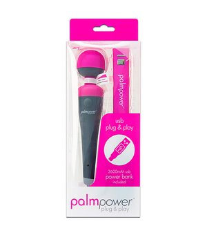 Plug & Play Stabmassagegerät PowerBullet 07286