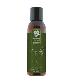 Massageöl Tranquility Sliquid