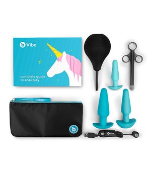 Anal Training Kit B-Vibe 10734