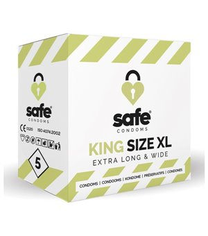 King XL Kondome Safe